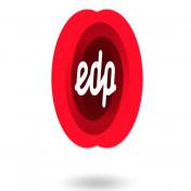 logotipo de EDP Energía
