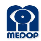 logotipo de MEDOP