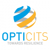 logotipo de OPTICITS