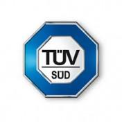 logotipo de TÜV SÜD IBERIA