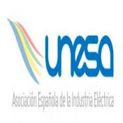 logotipo de UNESA - Asociación Española de la Industria Eléctrica