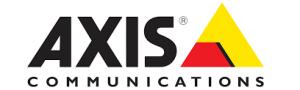 logotipo de AXIS COMMUNICATIONS