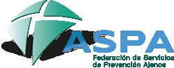 logotipo de Federación de Servicios de Prevención Ajenos (A.S.P.A)