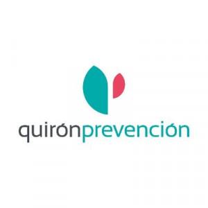 logotipo de QUIRÓN Prevención
