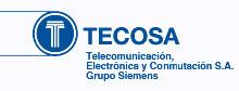 logotipo de TECOSA - SIEMENS