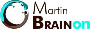 logotipo de MARTIN BRAINON